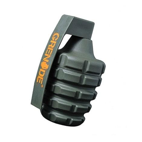 Flacon de 100 capsules de Thermo Detonator de la marque Grenade. Il s'agit d'un brûleur de graisse.
