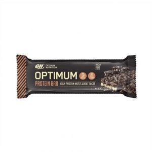 Barre protéinées de 62 g d'Optimum Nutrition, saveur Rocky Road