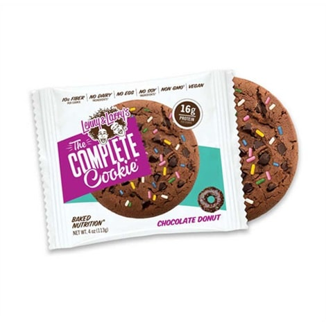 Cookie donut chocolat de 113 g de Lenny & Larry's