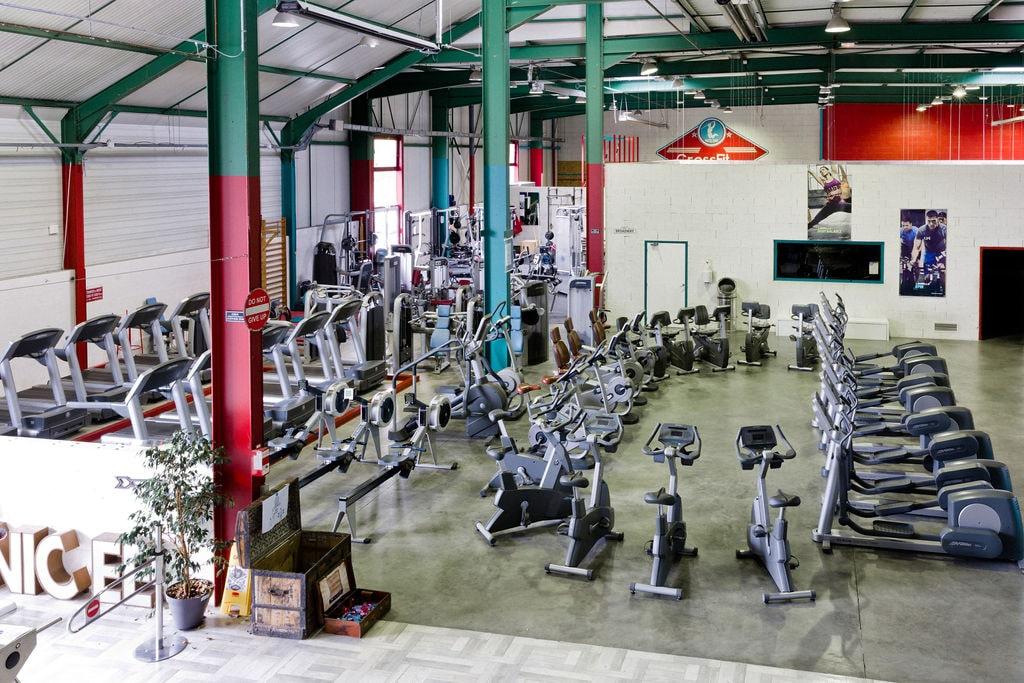 Espace cardio-training et musculation de la Salle Sports Club