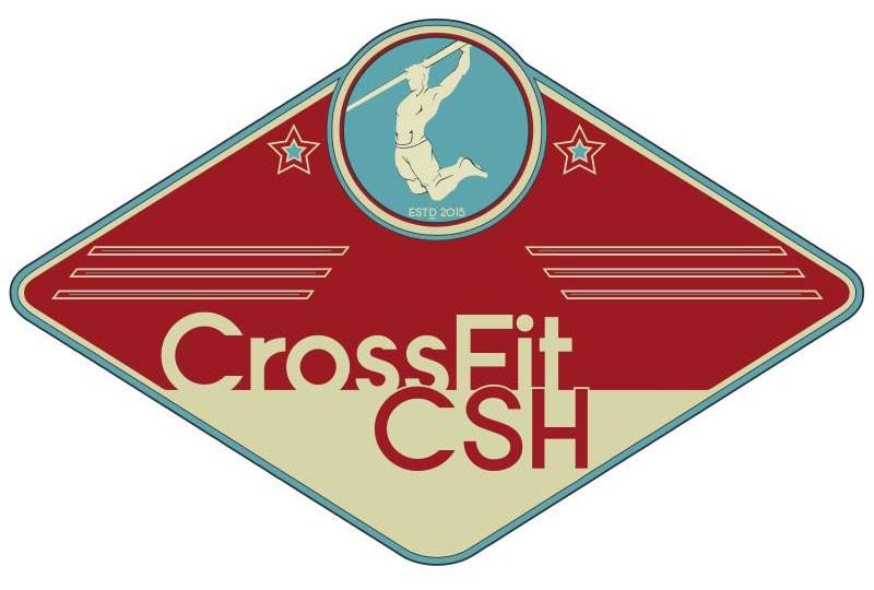 Logo du CrossFit CSH