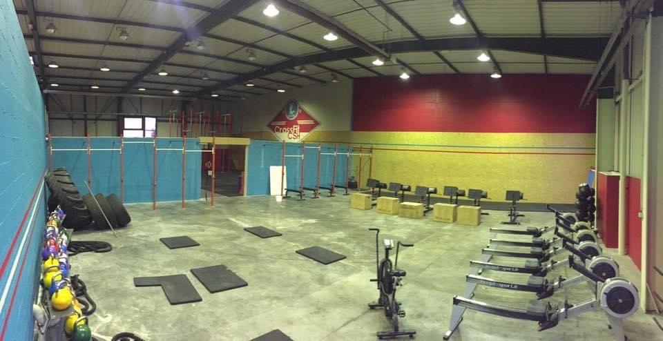 Salle de CrossFit - CrossFit CSH
